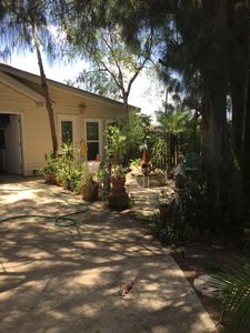 Photo for Small family, pet friendly, quite neighborhood peaceful surroundings