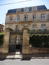 Musee des Beaux Arts, Beziers, France