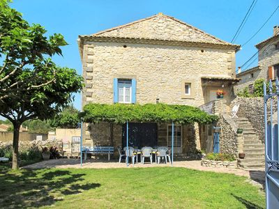 Photo for Vacation home in Belvezet, Nimes and surroundings - 8 persons, 4 bedrooms