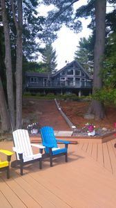 Awe Inspiring Lake Muskoka Year Round Cottage Rental With 200 Of Waterfront Gravenhurst Download Free Architecture Designs Scobabritishbridgeorg