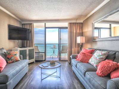 Photo for Caravelle Oceanfront Condo in Myrtle Beach!!
