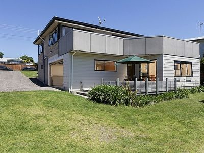 Photo for Beachy Keen - Papamoa Beach Holiday Home