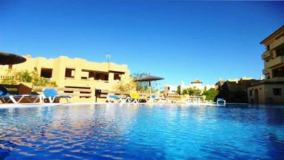 Photo for Luxury apartment in a residence with 5 swimming pools and free WIFI!