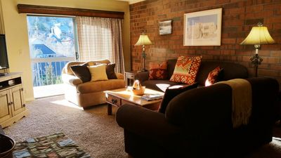 Photo for 2BR Main St /Town Lift/Pool/Hot Tubs + Best Comfort, Service and Value!