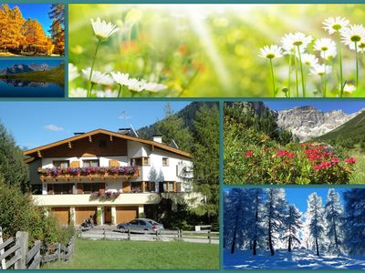Photo for 2BR Apartment Vacation Rental in Obernberg  am Brenner - Tirol - Wipptal