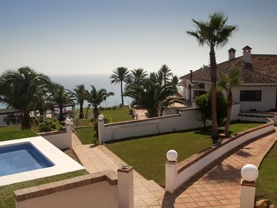 Photo for Luxury Villa Sleeps 16 With 2 Private Pools & Panoramic Sea Views