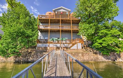 Photo for 4BR House Vacation Rental in Gravois Mills, Missouri