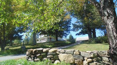 Photo for 70 Private Acres-private inground pool-wifi