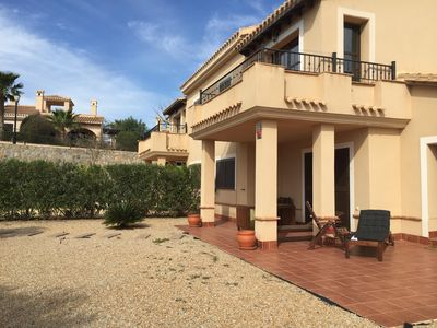 Photo for Luxury 3 bed villa on golf course