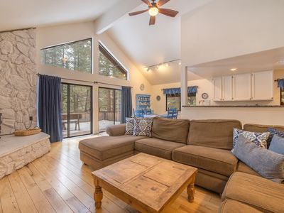 Photo for LUXURY AT A DISCOUNT - BEAUTIFUL DECOR, FAMILY-FRIENDLY, GAMES RM, TOYS, HOT TUB