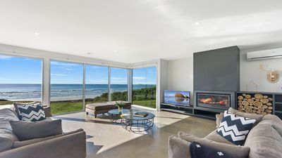 Photo for Saltwater Lodge - Absolute Beachfront Luxury