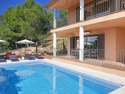 Photo for FILIPINAS-house with swimming pool-Tamariu-Costa Brava
