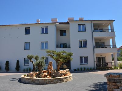 Photo for ap6LUXURY VILLA APARTMENT WITH POOL 101153 - One Bedroom Apartment, Sleeps 4