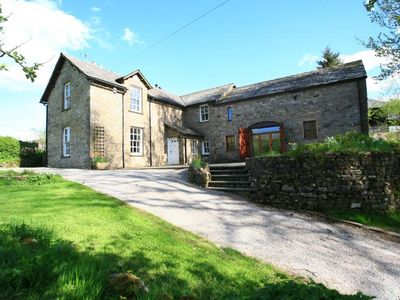 Photo for Delightful holiday home offers views over Dentdale with Whernside