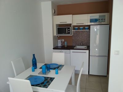 Photo for Very nice spacious and bright apartment T3 any comfort (terrace 25m2)