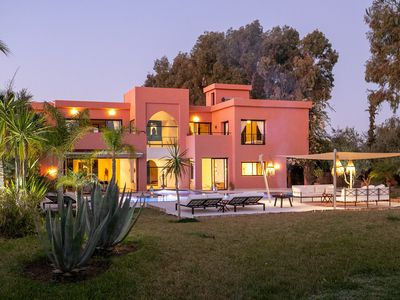 Photo for La Villa des Jardins d'Adrar (heated pool 10 mins from golf courses)