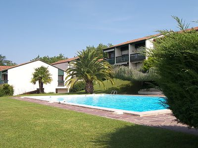 Photo for One bedroom Apartment, sleeps 2 in Saint-Jean-de-Luz with Pool and WiFi