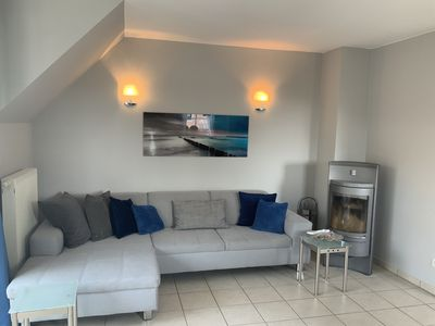 Photo for Cozy apartment with fireplace