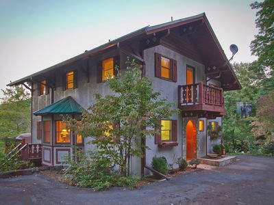 Photo for Spacious Mountain Retreat With Best Views Of Black Mtn. Range. - Close To Falls