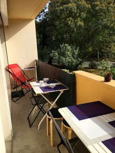 Photo for Arcachon, APT Spacious, Close to beaches and town, Bikes, WI-FI, FREE Parking