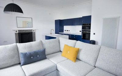 Photo for Deluxe 3-bedroom apartment within the beautiful surrounds of Lews Castle
