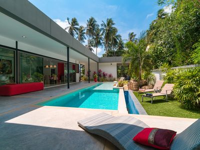 Photo for Luxury villa ideal for family with swimming pool