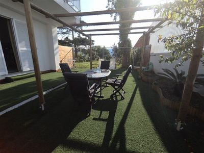 Photo for Large apartment with garden for relaxing holidays in Naples