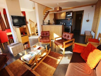 Photo for Apartment Les Arcs 1600, 3 bedrooms, 10 persons