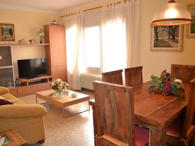 Photo for MAGNIFICENT APARTMENT TO FIFTY METERS FROM THE BEACH !!