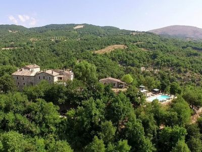 Photo for 2BR Apartment Vacation Rental in Umbertide