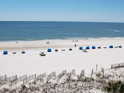 Photo for Seaside Beach & Racquet 3505: Beautifully decorated condo with view of beach!