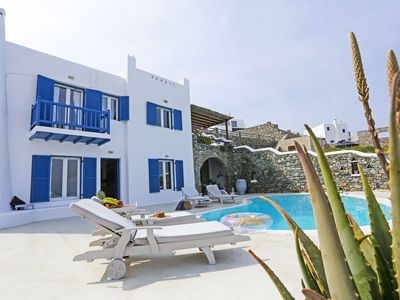 Photo for Wonderful Alpan Villa to rent in Mykonos by My Rental Homes