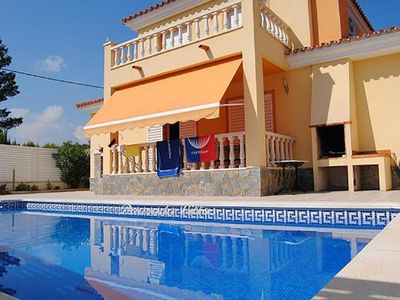 Photo for Holiday house L'Ametlla de Mar for 3 - 6 persons with 3 bedrooms - Holiday house