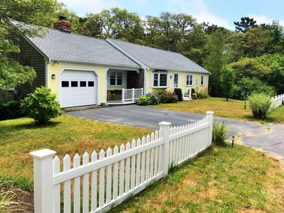 Photo for Charming Walk to Beach Chatham-Bayview Beach House--Central A/C; Wi-Fi