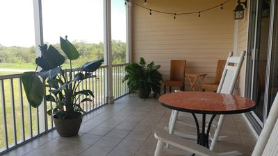Photo for Beautiful beachy condo with direct Gulf access in the heart of the Everglades