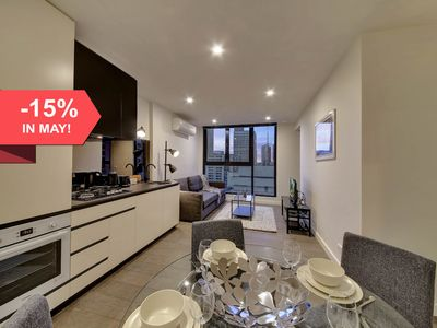 Photo for 2BR Suites on Bourke in Melbourne CBD