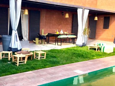 Photo for Marrakech - Villa Akki