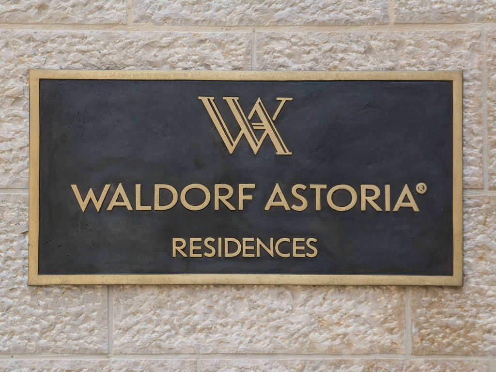 Jerusalem S Waldorf Astoria Luxurious Ren Vrbo
