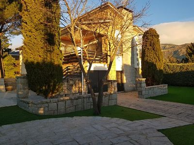 Photo for Self catering Chalet Sierra Guadarrama for 13 people