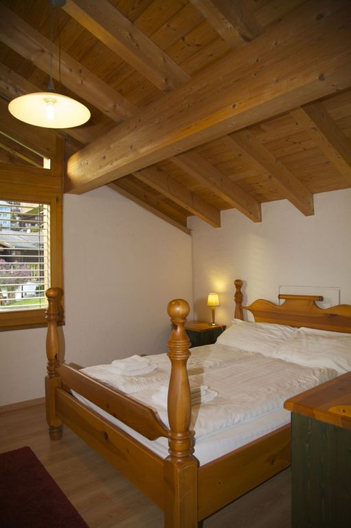 Stunning uninterrupted eiger views floor to ceiling - Setting up an attic apartment ...