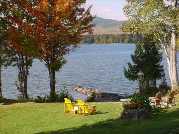 K 2 Waterfront Vacation Rental on Moosehead Lake