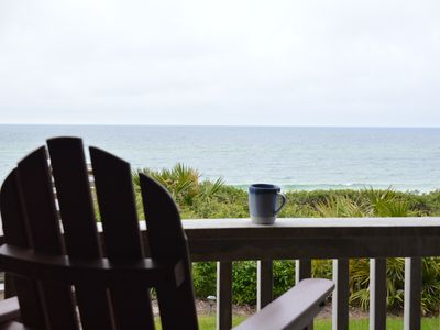 Photo for Oceanfront Paradise - Beach at your backdoor!!