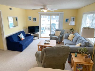 Photo for Off season DISCOUNTS - Perfect Location 2br/2ba - steps to beach and pool