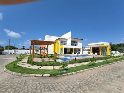 Photo for Excellent home in condominium near the beach in Paripueira