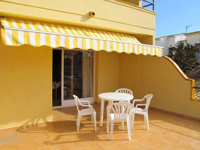 Photo for 2 bedroom Apartment, sleeps 5 in l'Escala