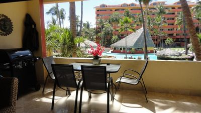 Photo for located one block to Medano beach , two blocks to the Cabo Marina & downtown