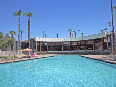 Photo for Fabulous Ocotillo Lodge! Come stay at this Iconic Mid Century Resort