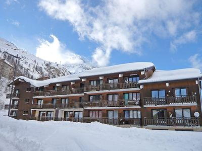 Photo for Apartment in Tignes with Parking, Internet, Balcony (112283)