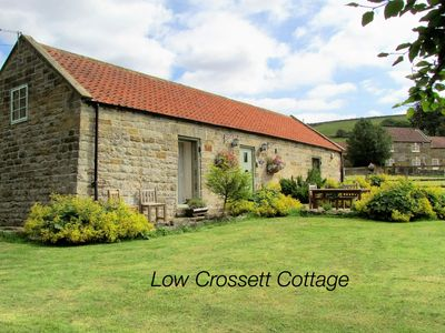 Photo for Detached Cottage Near Helmsley.  Wood Burning Stove & WiFi.