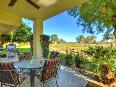 Photo for Spacious Updated Three Bedroom Condo overlooking Stadium Course at  PGA West